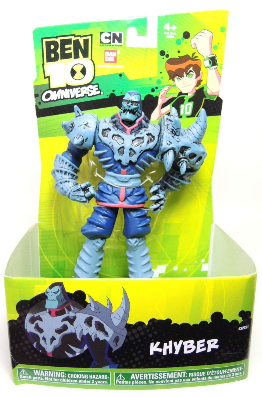 Ben 10 Omniverse Vinyl Kaiju Khyber 6 5 Inch Now 28 57 And Shipping Is Free