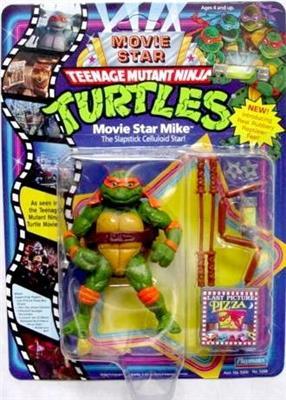 [Figurines] TMNT: Movie Star - Playmates (1990-1993)  _00117923