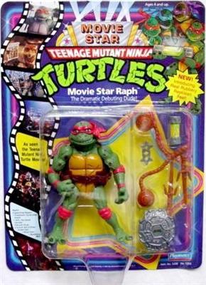 [Figurines] TMNT: Movie Star - Playmates (1990-1993)  _00117924