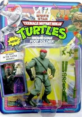 [Figurines] TMNT: Movie Star - Playmates (1990-1993)  _00117942