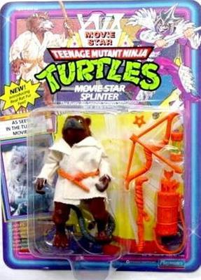 [Figurines] TMNT: Movie Star - Playmates (1990-1993)  _00117943